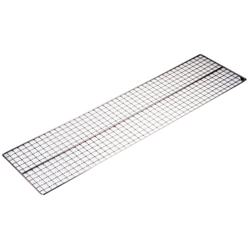 "Stainless Steel Grill 34.65"" x 9.45"" for Yakitori Charcoal Grill (98477)"