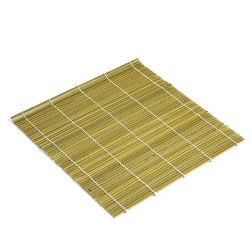 "Kanto Bamboo Makisu Sushi Rolling Mat 10.5"" x 10.5"""