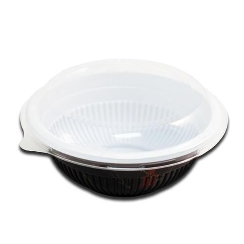 "Momiji Leaf Takeout Bowl 20 fl oz / 5.9"" dia (600/case)"