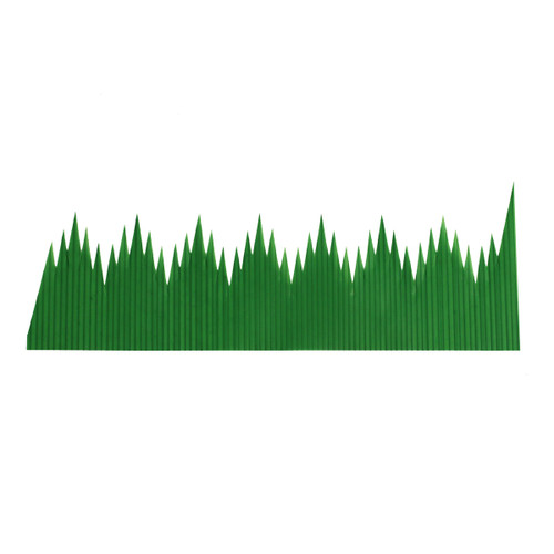 Long Grass Decorative Plastic Partition Baran (1000/box)