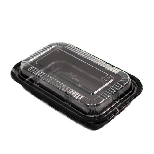 "TZ-815K Kamome Bird Take Out Sushi Tray 8.1"" x 5.2"" (450/case)"