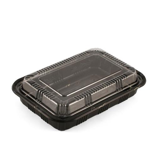 "TZ-820K Kamome Bird Take Out Sushi Tray 8.5"" x 5.8"" (400/case)"