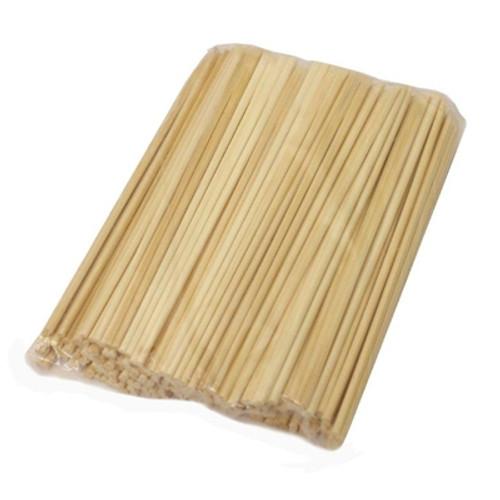 "9 1/2"" Disposable Bamboo Chopsticks (100 pairs/pack)"