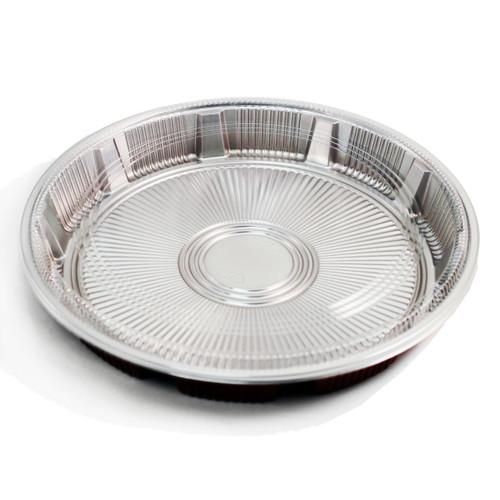 "Z-63 Round Take Out Platter 12.2"" dia (300/case)"