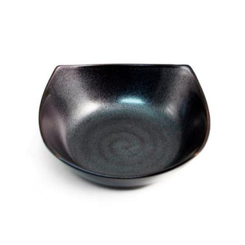 """[Clearance] Pearl Black Bowl 29 fl oz / 7.68"""" x 7.68"""""""