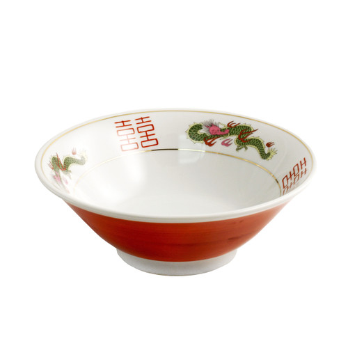 "Dragon Noodle Bowl 32 fl oz / 8"" dia"