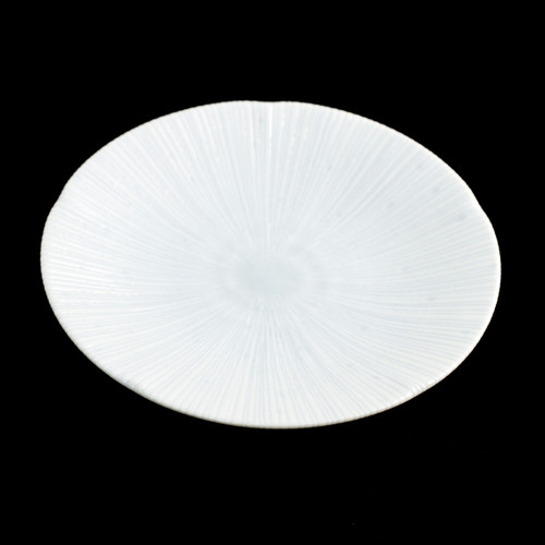"Shell Textured Plate 8.62"" dia"