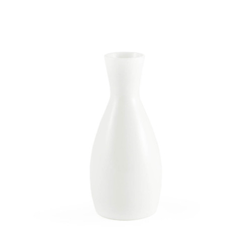 White Ceramic Sake Server 4.5 fl oz