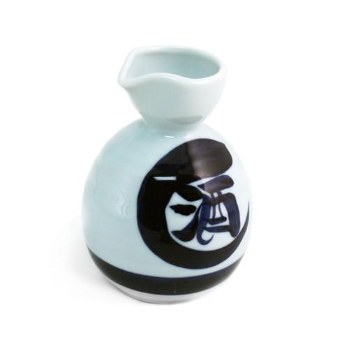 Kanji Ceramic Sake Server 11 fl oz