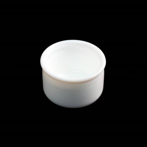 White Glass Sake Cup 1.5 fl oz