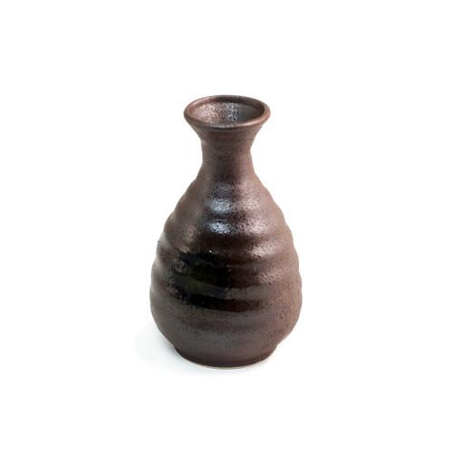 Rusty Brown Ceramic Sake Server 9.6 fl oz
