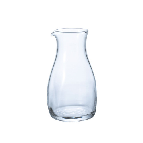 Organic Shaped Glass Sake Server 10 fl oz