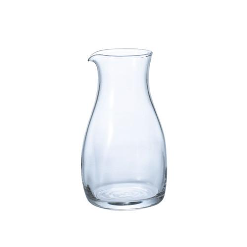 Organic Shaped Glass Sake Server 10 fl oz