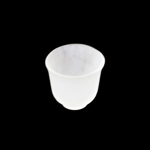 Matte Glass Sake Cup 1.3 fl oz