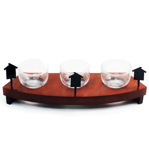 Sake Flight Glass Set