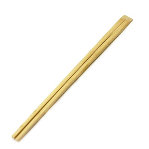 "8.25"" Disposable Bamboo Chopsticks - 3000Pairs/Case"