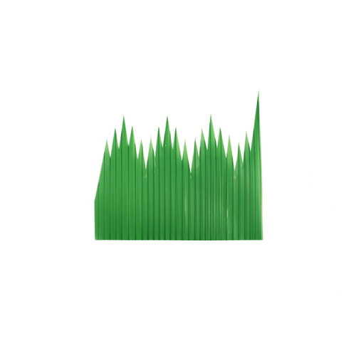Decorative Plastic Partition Grass Baran (1000/box)