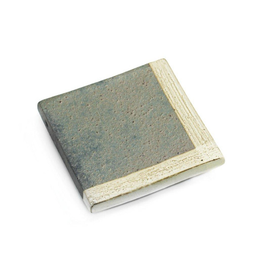 """Shimmery Slab Square Plate 5.71"""" x 5.71"""""""