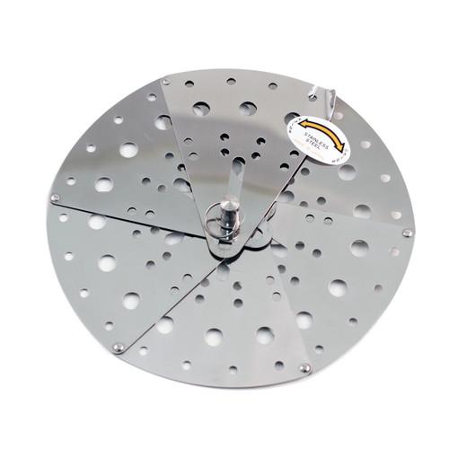 Adjustable Stainless Steel Drop Lid Otoshibuta