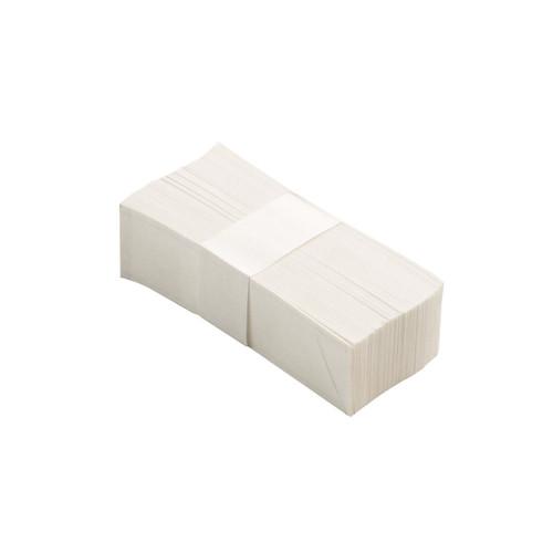 White Chopstick Sleeve (250/pack)