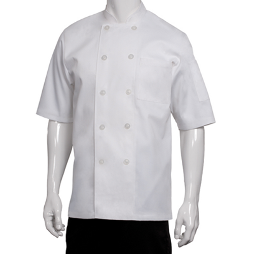 Chef Works® Volnay Basic Chef Coat L