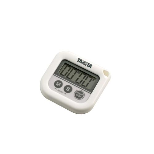 Tanita Waterproof Digital Timer TD-376N-WH