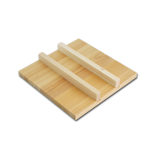 "Large Lid for Tamagoyaki Pan 9.5"" x 9.5"""