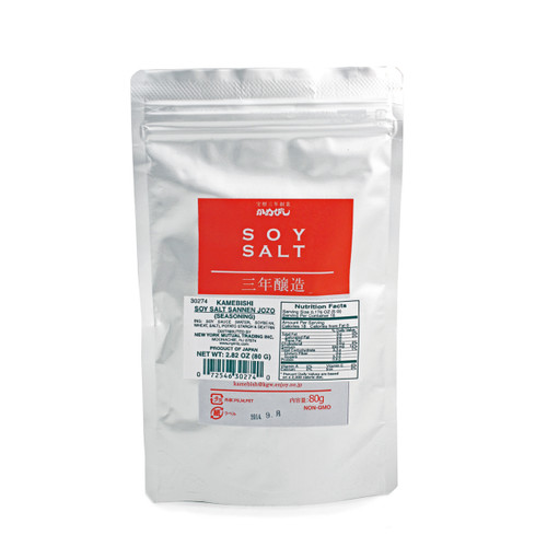 3-Year Aged Soy Salt 2.8 oz / 80g