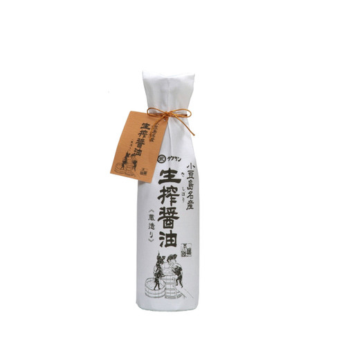 Kishibori Shoyu Premium Pure Artisan Soy Sauce (Unadulterated, No Preservatives) 12.2 fl oz / 360ml