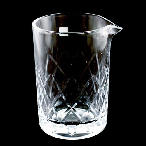 Maru-T Diamond Cut Mixing Glass 570ml (19.3 oz)