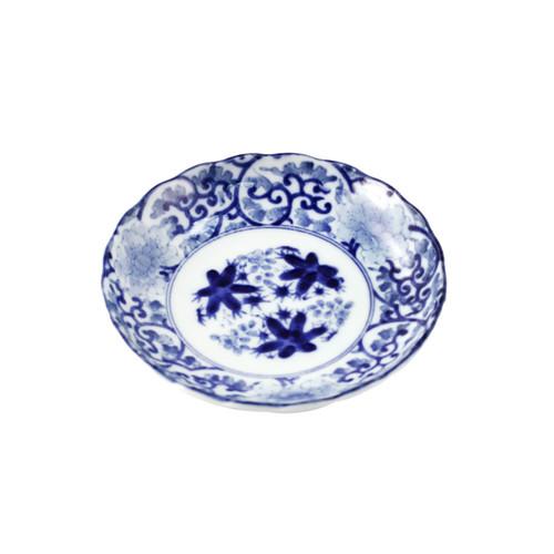 """Karakusa Soy Sauce Dish 4.8"""" dia"""