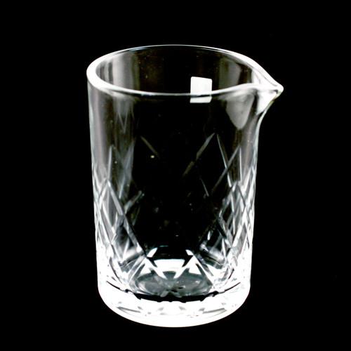 Maru-T Diamond Cut Mixing Glass 420ml (14.2 oz)