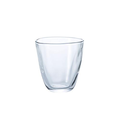 Organic Shaped Glass Tumbler 8 fl oz
