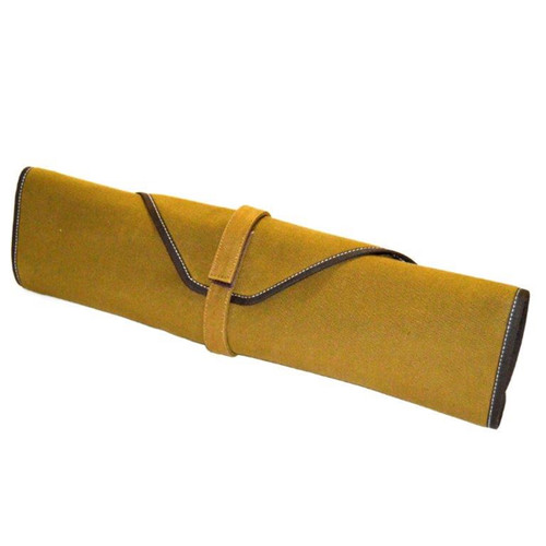 Boldric Khaki 6-Pocket Canvas Roll Knife Bag