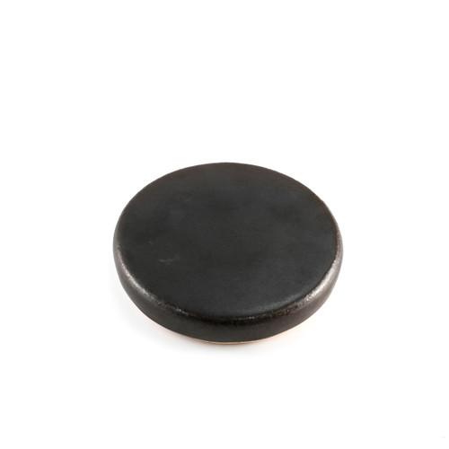 """Ishiyaki Round Hot Stone Plate 3.98"""" dia"""
