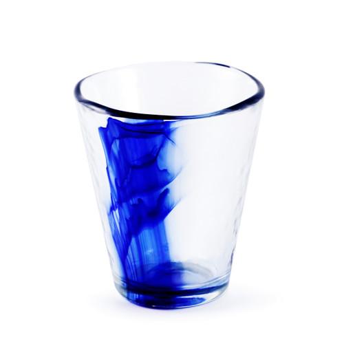 Bormioli Rocco Cobalt Blue Glass Tumbler 13 fl oz