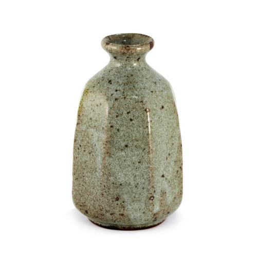 Octagon Ceramic Sake Server Tokkuri 9 fl oz