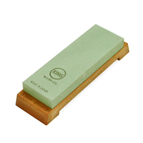 King Sharpening Stone for Knives #220 Coarse Grain