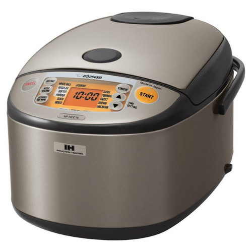 15% Off with code ZOSAN15 - Zojirushi 10 Cup ETL IH Rice Cooker & Warmer NP-HCC18