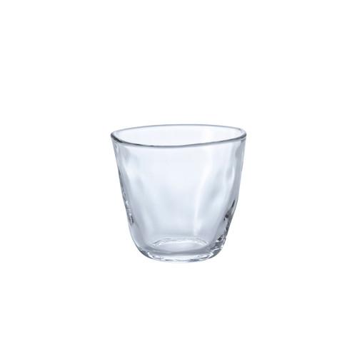 Organic Shaped Glass Cup 6 fl oz