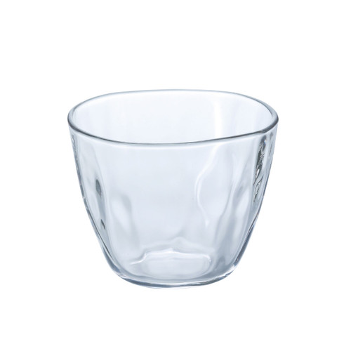 "[Clearance] Organic Shaped Glass Salad & Cereal Bowl 18 fl oz / 5.04"" dia"