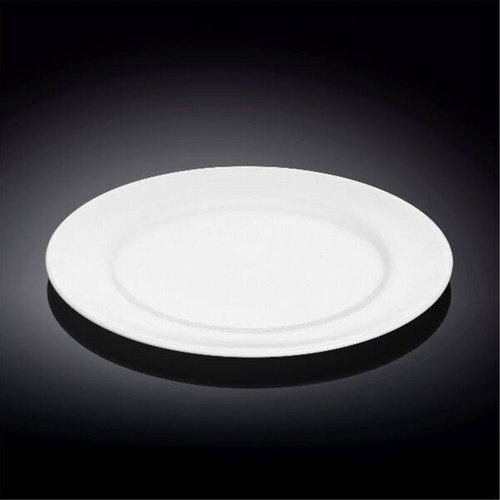 "[Clearance] Wilmax Durable White Bread Plate 9.02"" dia"