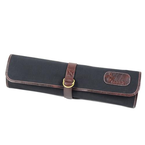Boldric Black Canvas DD Hook Tie Knife Bag