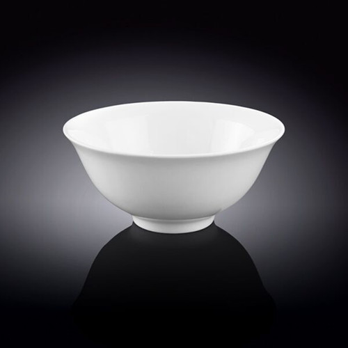 "Wilmax White Small Bowl 8 fl oz / 4.45"" dia"