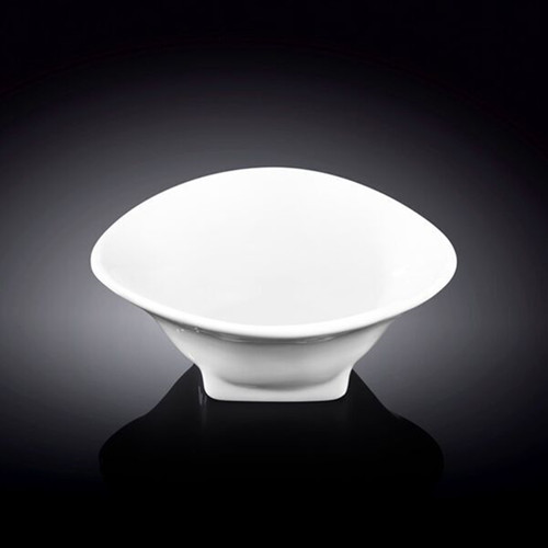 """Wilmax White Small Bowl with Stand 4.02"""" x 3.35"""""""