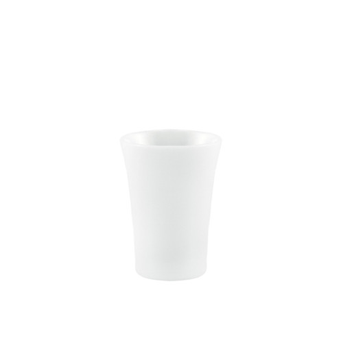 Hakuji White Porcelain Sake Cup 2.4 fl oz
