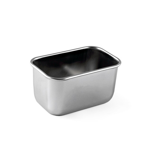 Stainless Steel Half Yakumi Mise En Place Pan 1.69 cups