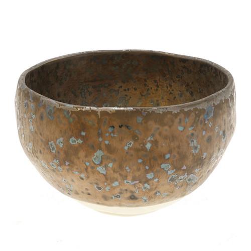 Metallic Sparkled Matcha Tea Bowl 18 fl oz