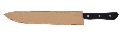 "Leather Knife Saya Cover for Sujihiki 240mm (9.4"")"