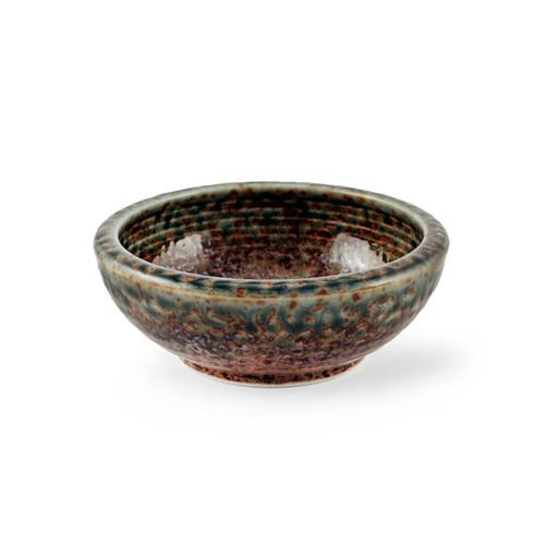 "Ainagashi Blue Earthy Bowl 5.08"" dia"